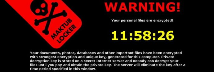 Ransomware Banner