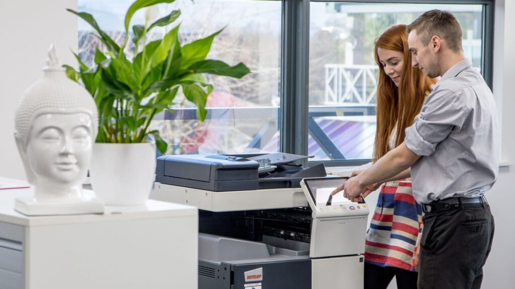 OES Photocopier Support & Training