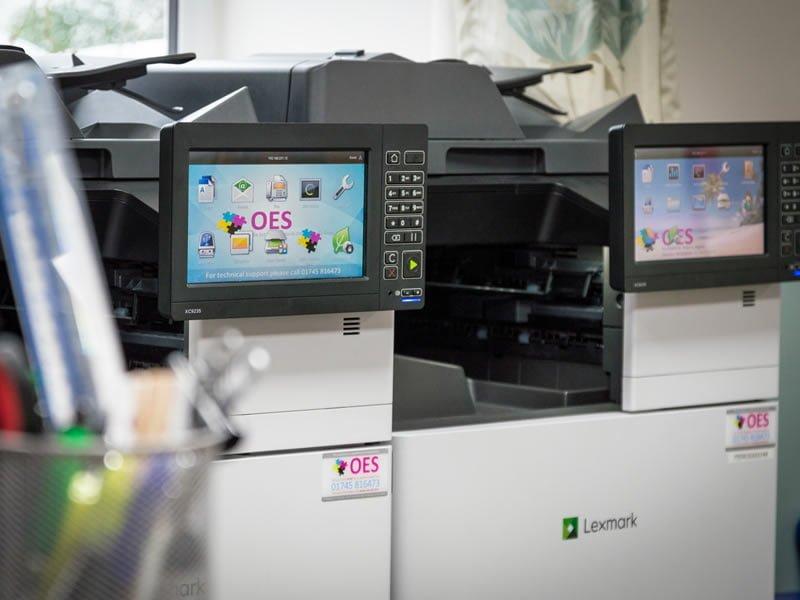 Lexmark A3 Photocopiers